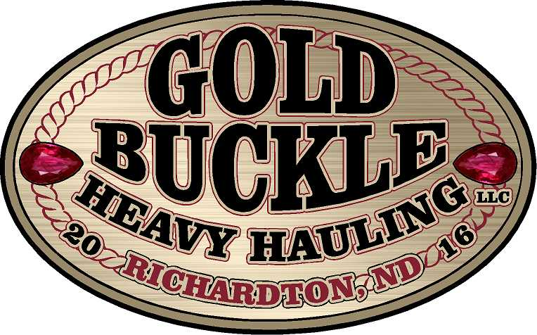 Gold Buckle Heavy Haul